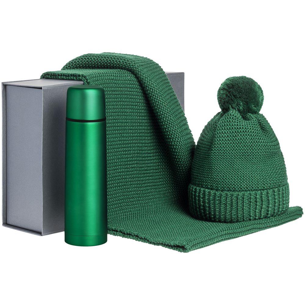 Набор Warmer Brothers, зеленый