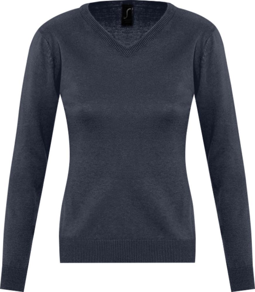 цена на Свитер женский GALAXY WOMEN темно-синий, размер XXL