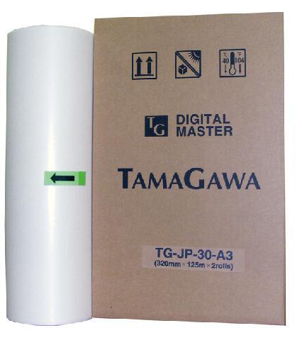 Мастер-пленка A3 TG-JP-30, TAMAGAWA мастер пленка a3 tg vt