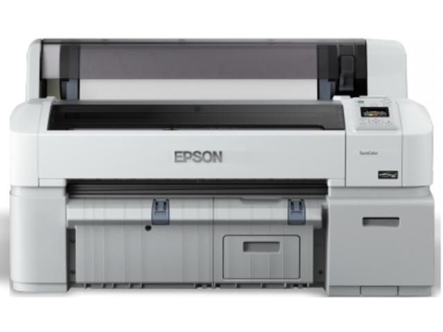 Фото - SureColor SC-T3200 (без стенда) (C11CD66301A1) набор для печати без полей epson borderless replacement pad kit sc px500 c13s210102