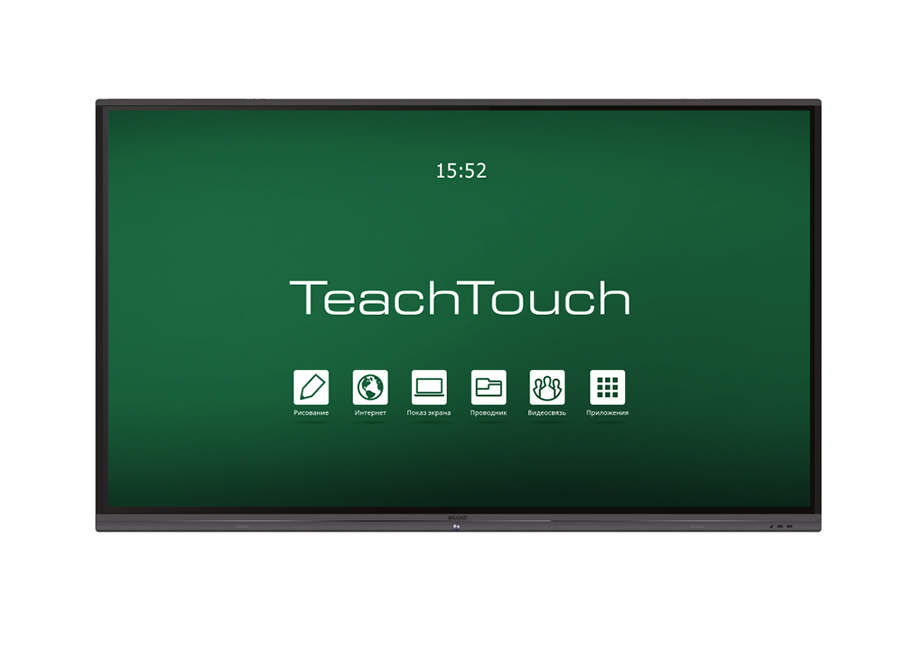 "TeachTouch 4.0 SE 65"", UHD, 20 касаний, Android 8.0, WiFi"