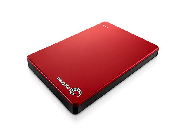 цены Внешний жесткий диск Seagate Backup Plus 2 ТБ (STDR2000203), красный