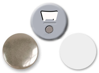 Фото - Заготовки для бутылочных открывашек d56 мм, магнит, 100 шт сувенир магнит подкова дерево 104 2005