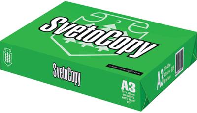 Бумага SvetoCopy A3, 80г/м2, яркость ISO 94% 500 листов фото