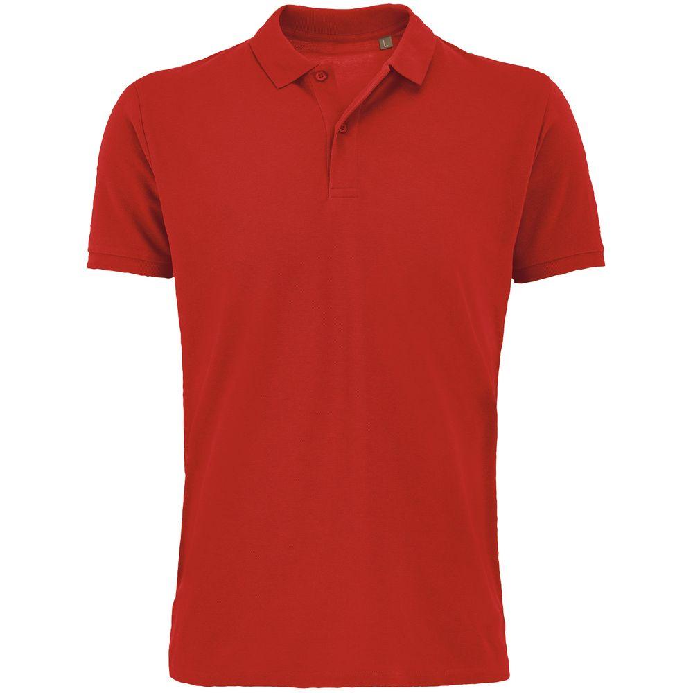 Рубашка поло мужская Planet Men, красная, размер 3XL рубашка поло мужская planet men темно зеленая размер 3xl