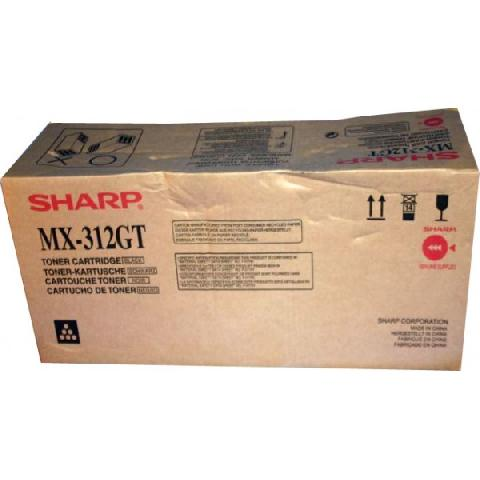 Тонер-картридж Sharp MX-312GT тонер картридж sharp mx c30gtb