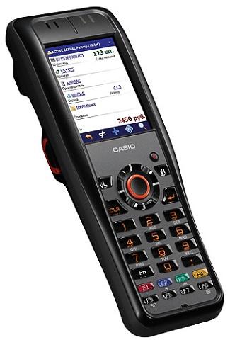 Терминал сбора данных Casio DT-X200-10E фото