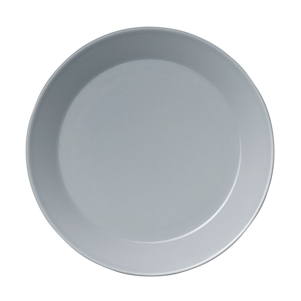 Тарелка Teema, малая, серая фото