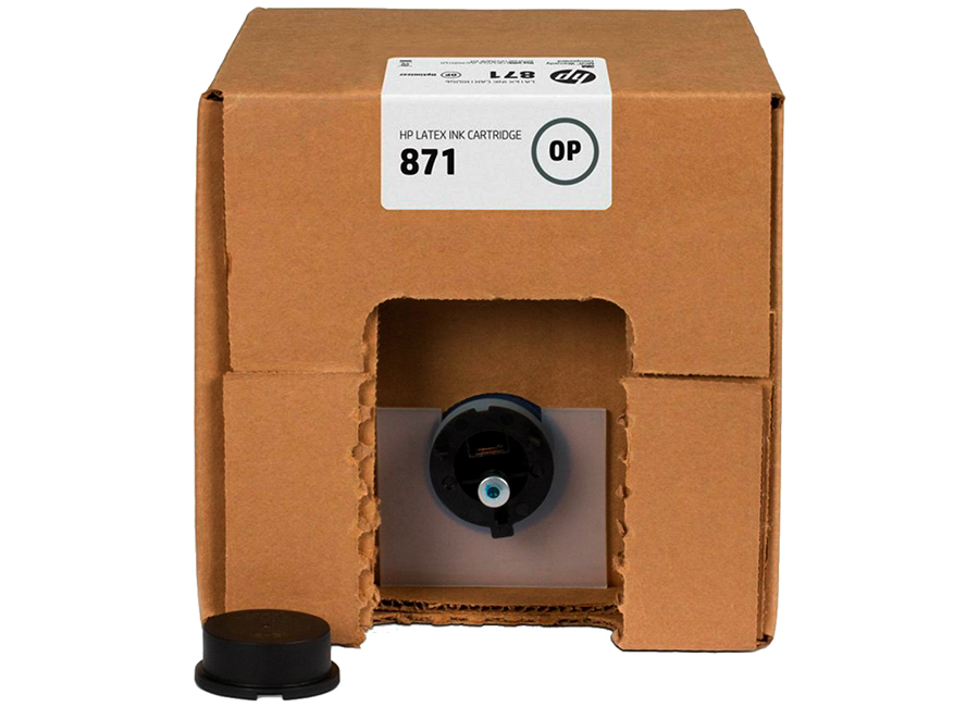 Фото - Оптимизатор латексных чернил HP 871 Latex Optimizer 3 л (G0Y85A) матрас мега комфорт spring latex soft mix 90x186