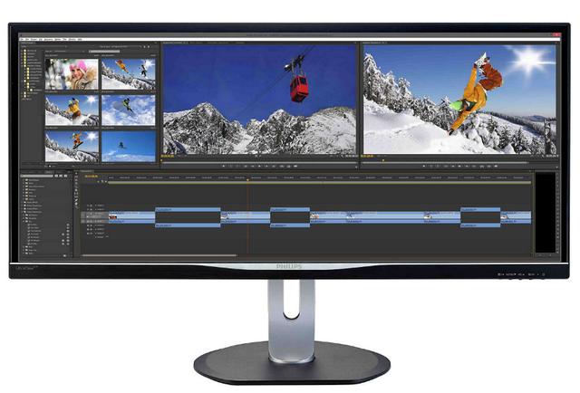 34 BDM3470UP/00 Silver-Black с поворотом экрана 23 8 241b7qpjeb 00 black с поворотом экрана