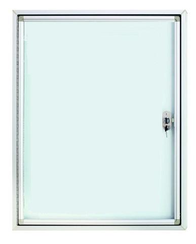 Купить Доска-витрина, Magnetoplan 112x108, 5 см