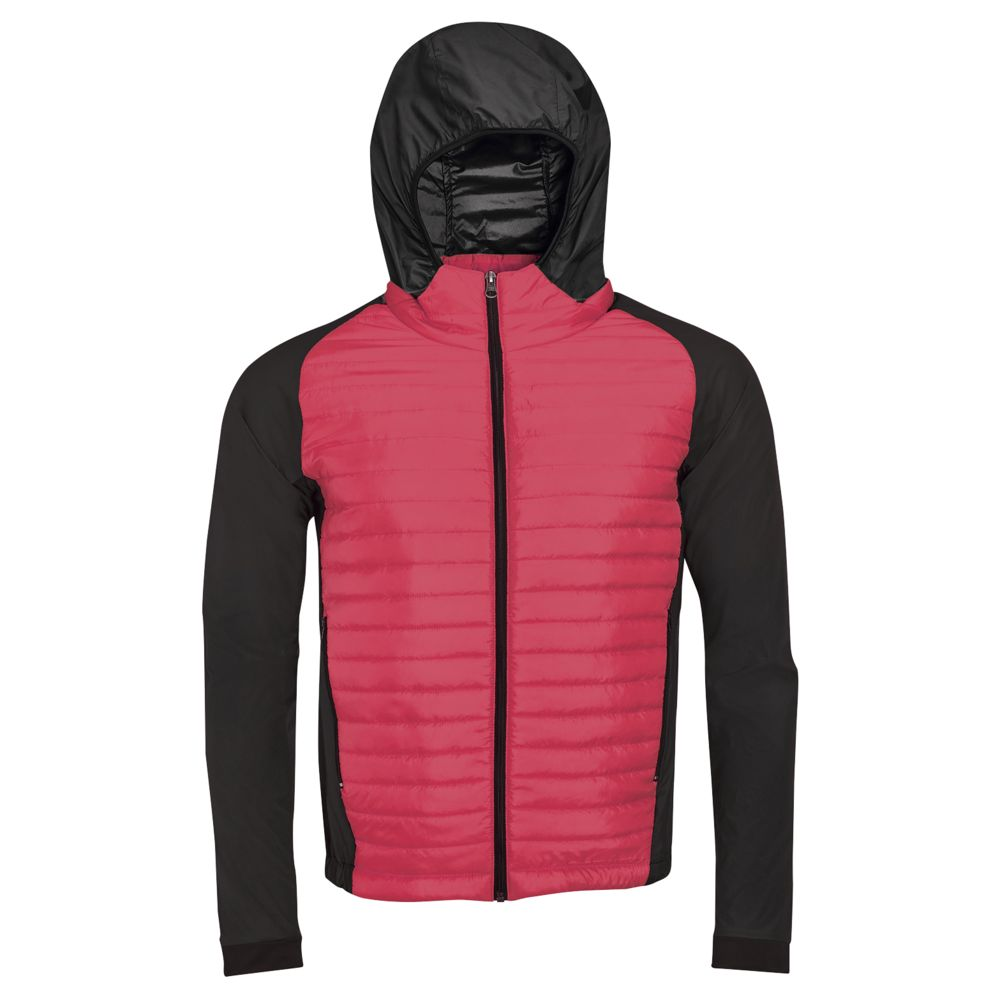 Куртка NEW YORK MEN неоновый розовый (коралл), размер M