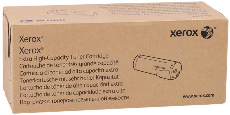 Фото - Тонер-картридж Xerox 106R04045 Black тонер xerox 106r01526