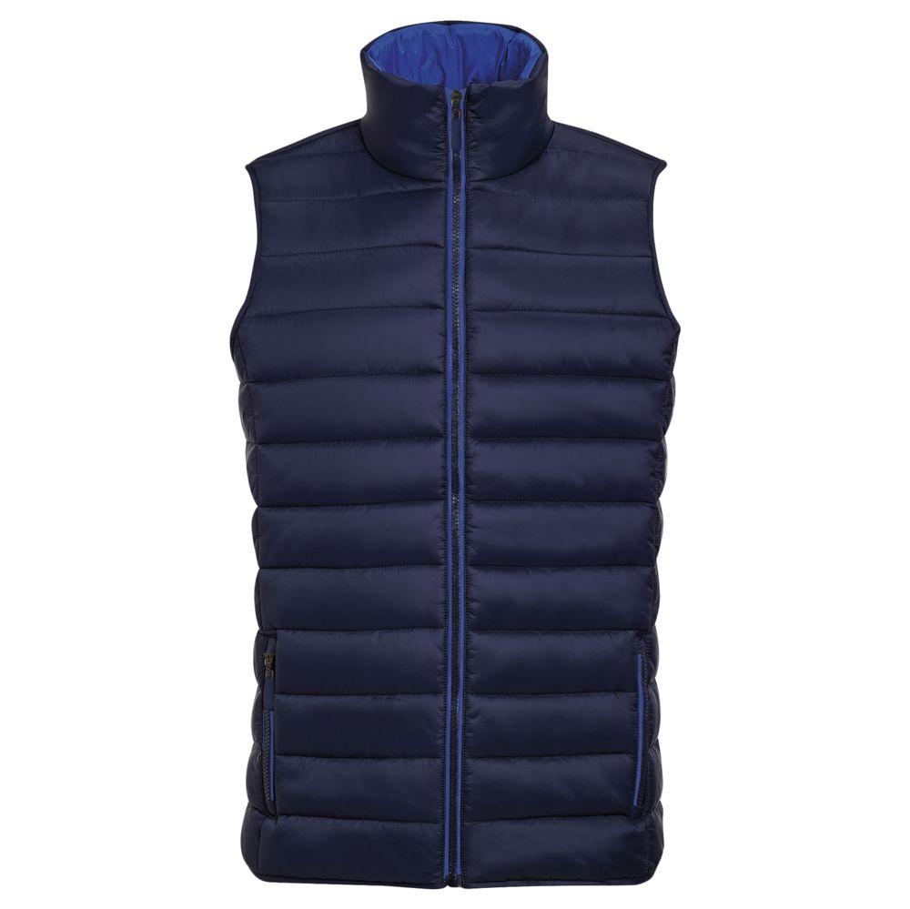 Жилет WAVE MEN темно-синий, размер XL платье oodji collection цвет синий 24007026 37809 7500n размер xl 50