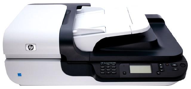 HP Scanjet N6350 (L2703A) сканер hp scanjet 2400