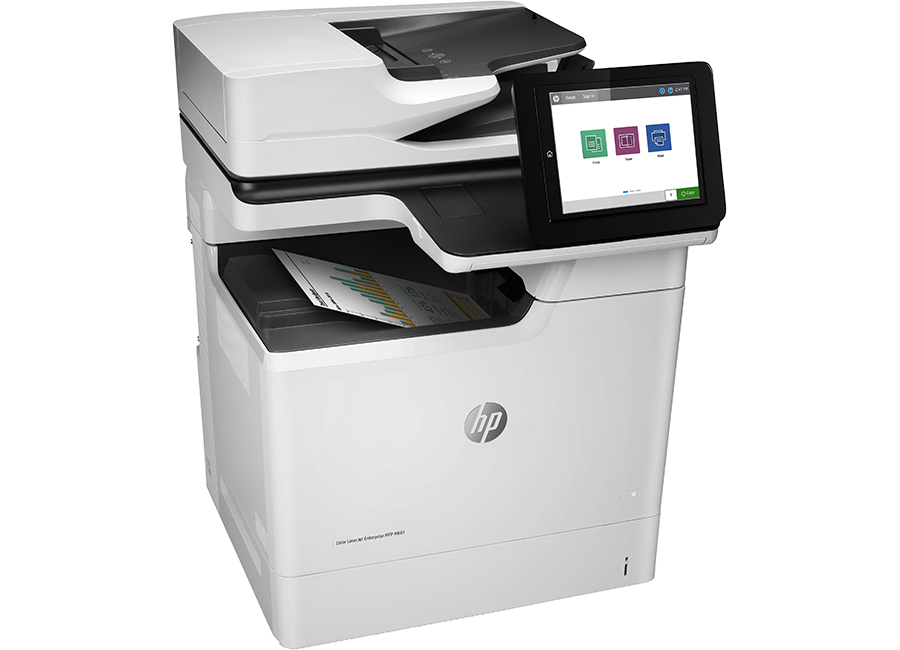HP LaserJet Enterprise Flow M631dn (J8J63A) азбукварик книга азбукварик поделки из фетра моя студия