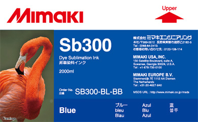 Фото - Чернила Mimaki SB300 Blue чайник delonghi kbi 2001 bk 2000 вт 1 7 л пластик чёрный