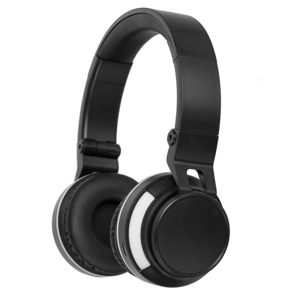 Bluetooth наушники Dubstep с белой отделкой rubynovich серьги с бархатной отделкой