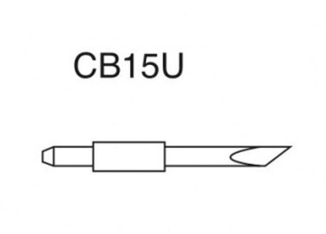 Нож CB15U универсальный (угол 45) для плоттеров Graphtec (оригинальный).