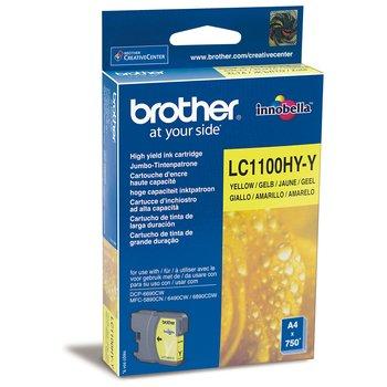 Фото - Картридж Brother LC1100HYY картридж brother lc3617y
