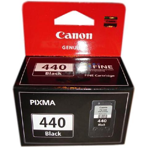 Картридж PG-440 BK (5219B001) картридж canon pg 50 черный