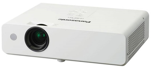 Фото - Panasonic PT-LW312E наушники panasonic rp hs34e y yellow проводные вкладыши без микрофона 10 25000 гц 112 дб minijack 3 5 мм