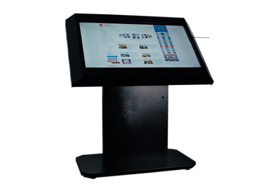 Фото - Сенсорный стол с наклонным экраном LR Optima SKT 75 зимина м праздничный стол лучшие рецепты