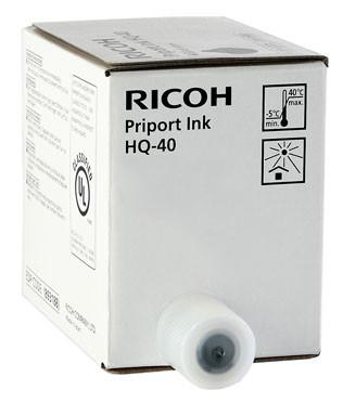 Фото - Чернила для дупликатора тип VI синие 893208 Ricoh JP-40(CPI-11) краска оранжевая ricoh тип ii 600 мл
