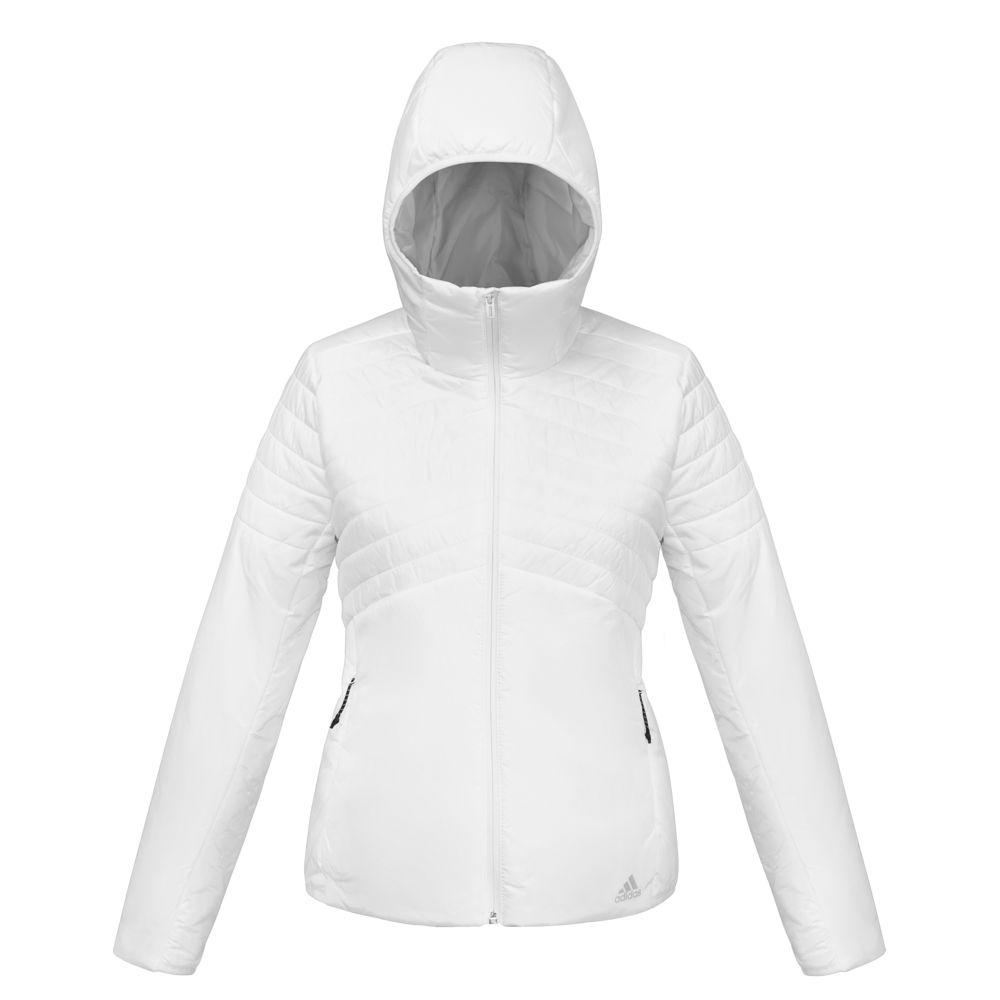 Куртка женская Cytins белая, размер 2XL фото
