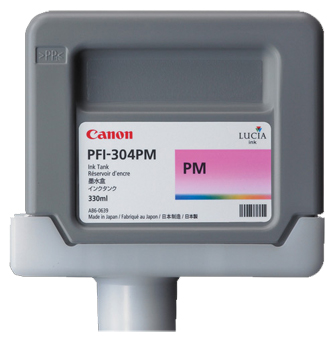 Canon PFI-304PM Photo Magenta 300 мл (3854B005) canon pfi 206pgy photo gray 300 мл 5313b001