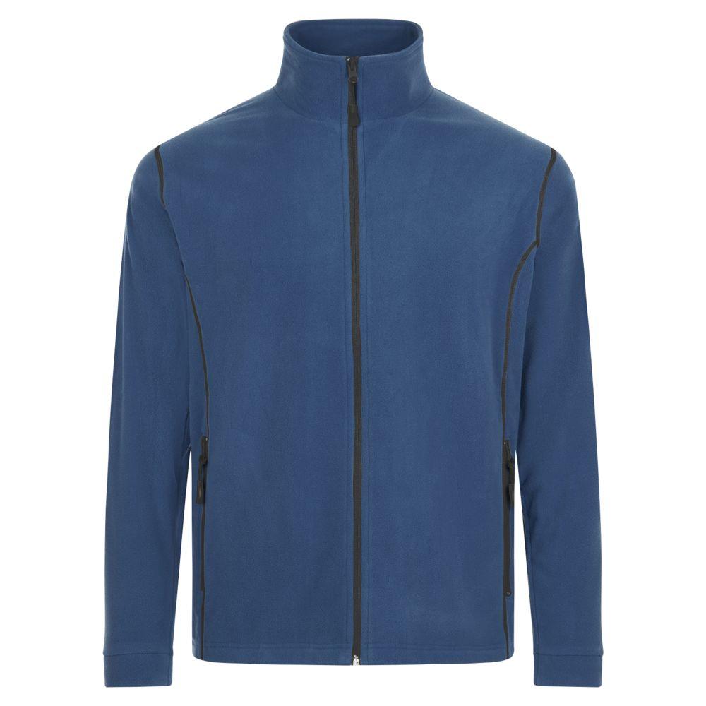 Куртка мужская NOVA MEN 200, синяя с серым, размер L фото