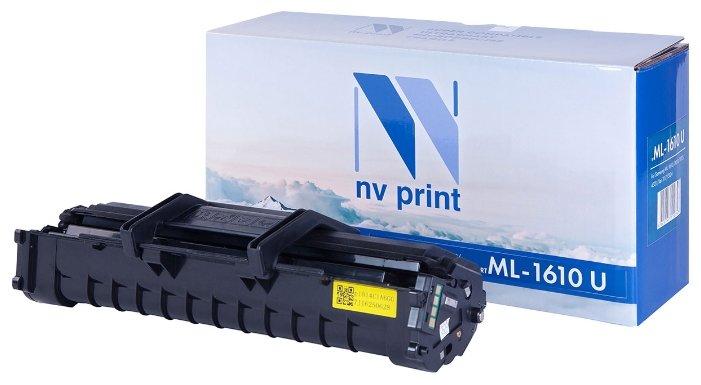 Фото - Картридж NV Print ML-1610 UNIV кухонная мойка mixline ml gm13 49 5х49 5 графит 342 4620031445517