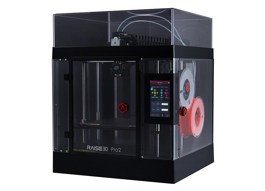 Фото - Raise3D Pro2 сопло v3h 0 4 мм для 3d принтера raise3d pro2 pro2 plus