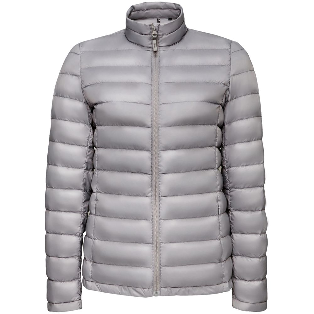 Куртка женская WILSON WOMEN серая, размер XXL куртка женская wilson women серая размер m