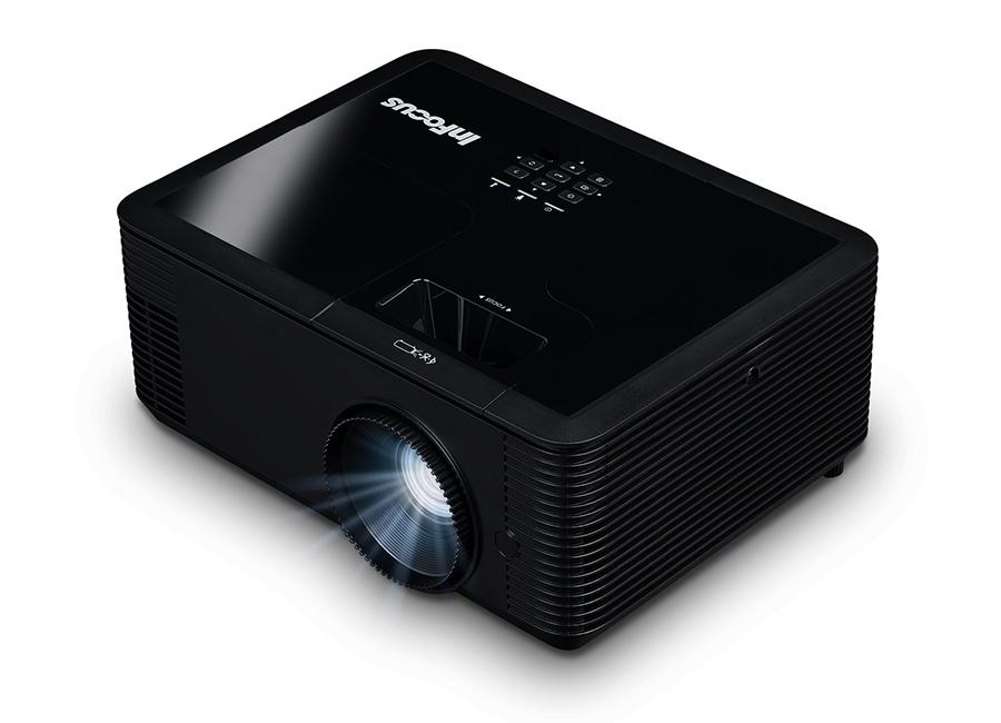 Фото - Infocus IN134 мультимедийный проектор infocus in136st black dlp 1280 х 800 16 10 4000 lm 28500 1