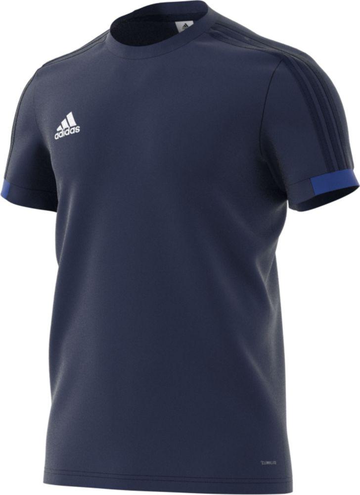 Футболка Condivo 18 Tee, темно-синяя, размер XS