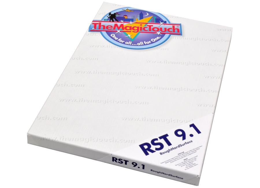 The Magic Touch RST 9.1 A4 Microboxes (Термотрансферная бумага для твердых и неровных поверхностей)