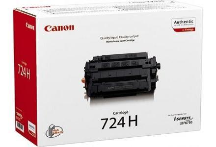 Фото - Картридж 724H (3482B002) картридж canon 724h 3482b002 для canon lbp 6750dn черный