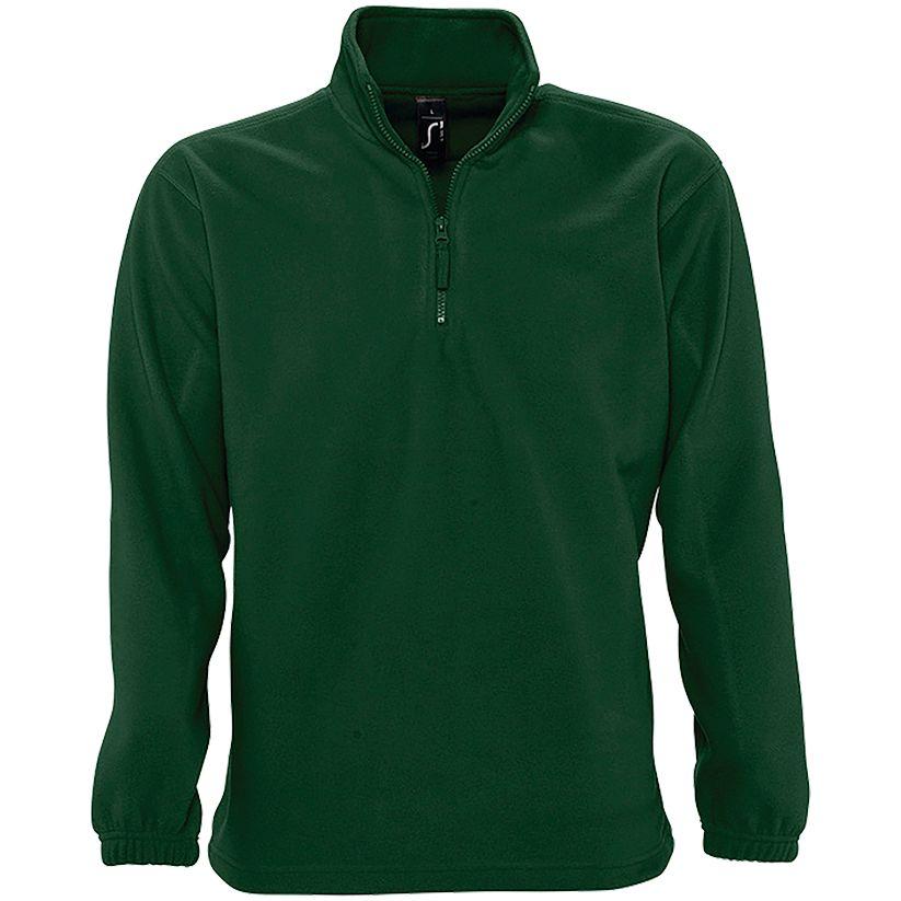 Толстовка из флиса NESS 300, зеленая, размер XL толстовка из флиса ness 300 зеленая размер m