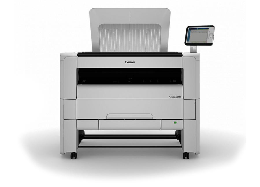 Фото - Plotwave 3500 P1R комплект со сканером + Stacker Select oce plotwave 3000 p1r комплект со сканером