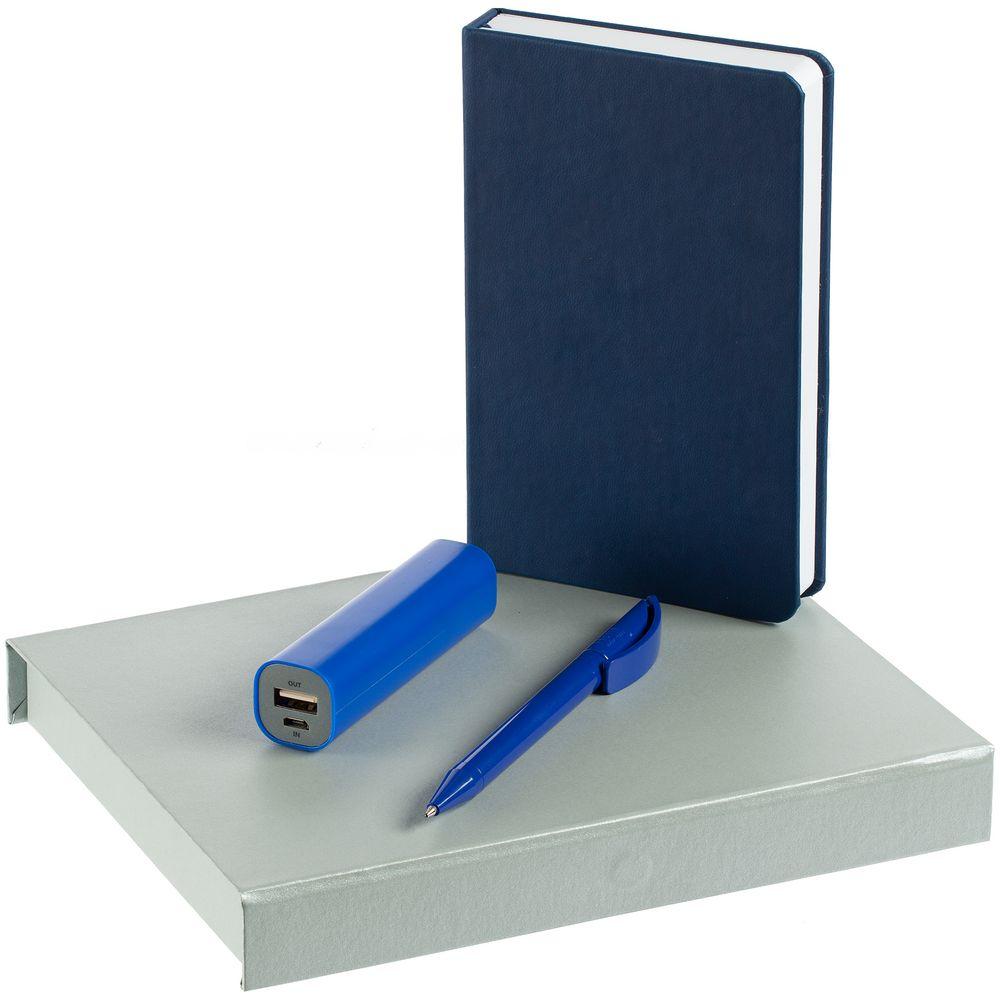 Набор Idea Charger, синий набор idea charger черный