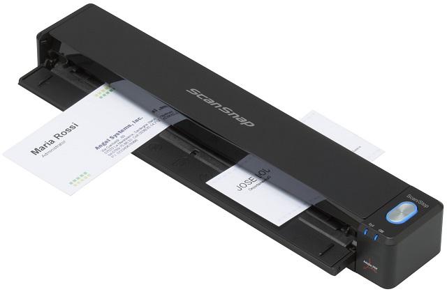Сканер Fujitsu ScanSnap iX100 фото