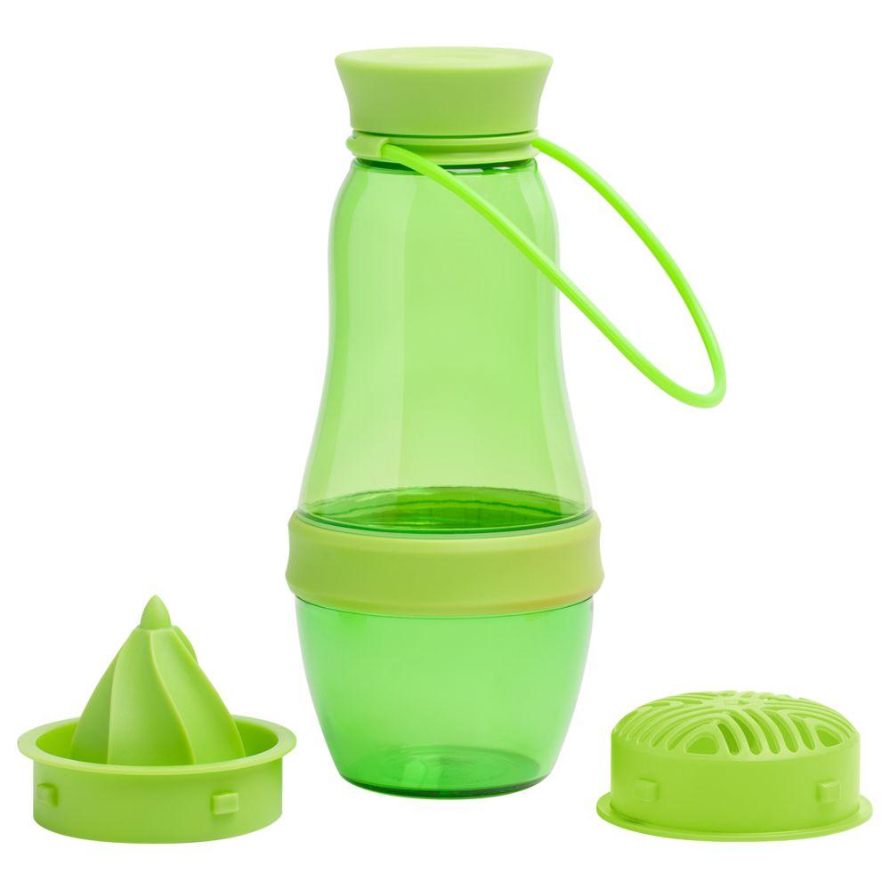 Бутылка для воды Amungen, зеленая бутылка для воды fixflask синяя