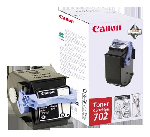 Фото - Тонер-картридж Canon 702BK (9645A004) тонер картридж canon 047 2164c002