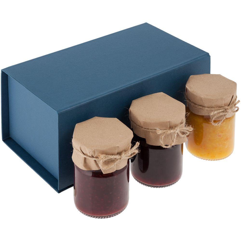 Набор Jam Jar, синий набор jam jar серебристый