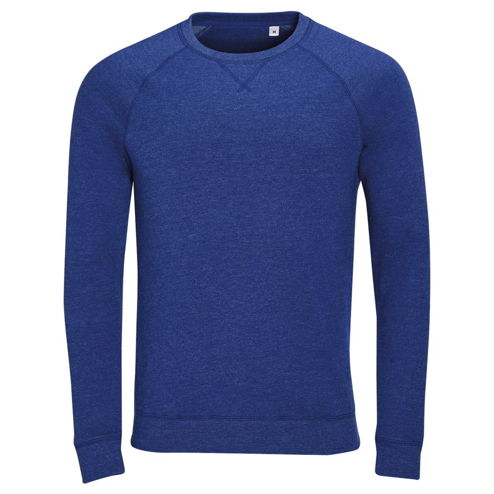 Толстовка STUDIO MEN синий меланж, размер M майка morera 35480m purple m синий 44 46 размер