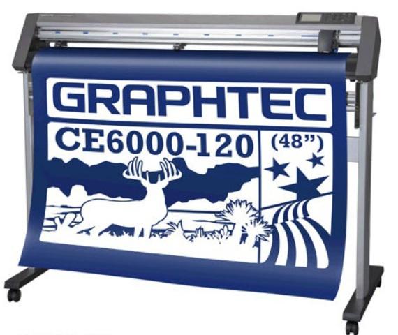 режущий плоттер graphtec ce6000 40 CE6000-120 PLUS
