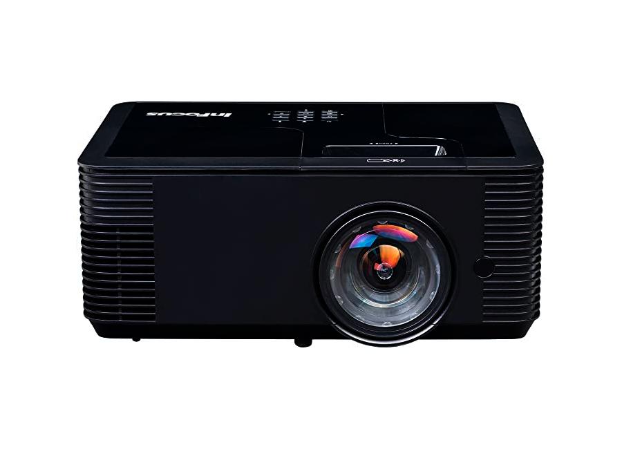 Фото - Infocus IN2136 мультимедийный проектор infocus in136st black dlp 1280 х 800 16 10 4000 lm 28500 1
