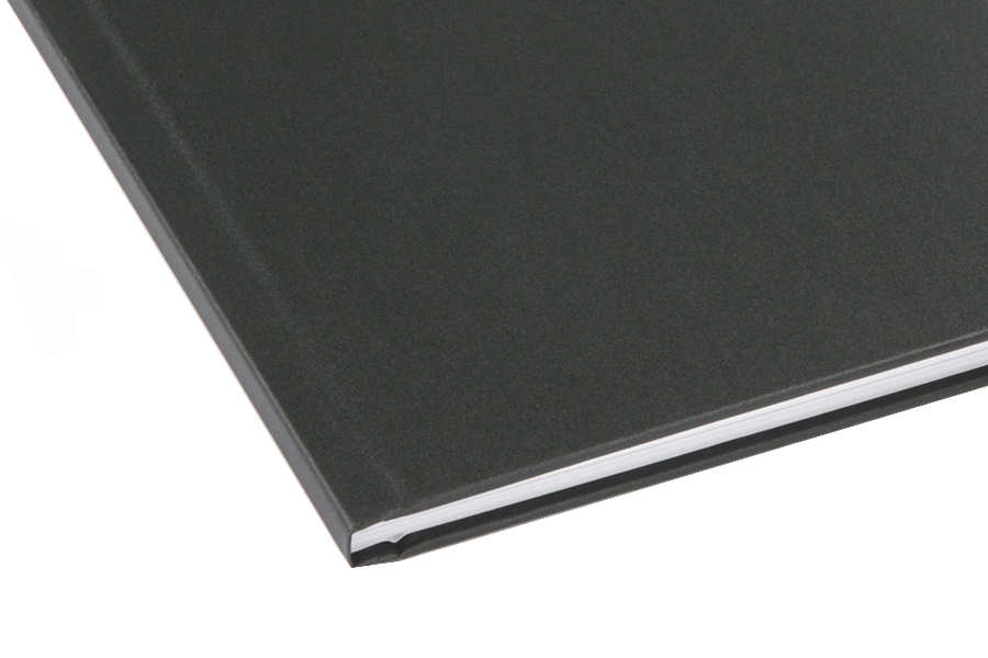 Папка для термопереплета Unibind, твердая, 340, черная фото