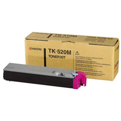Тонер-картридж TK-520M